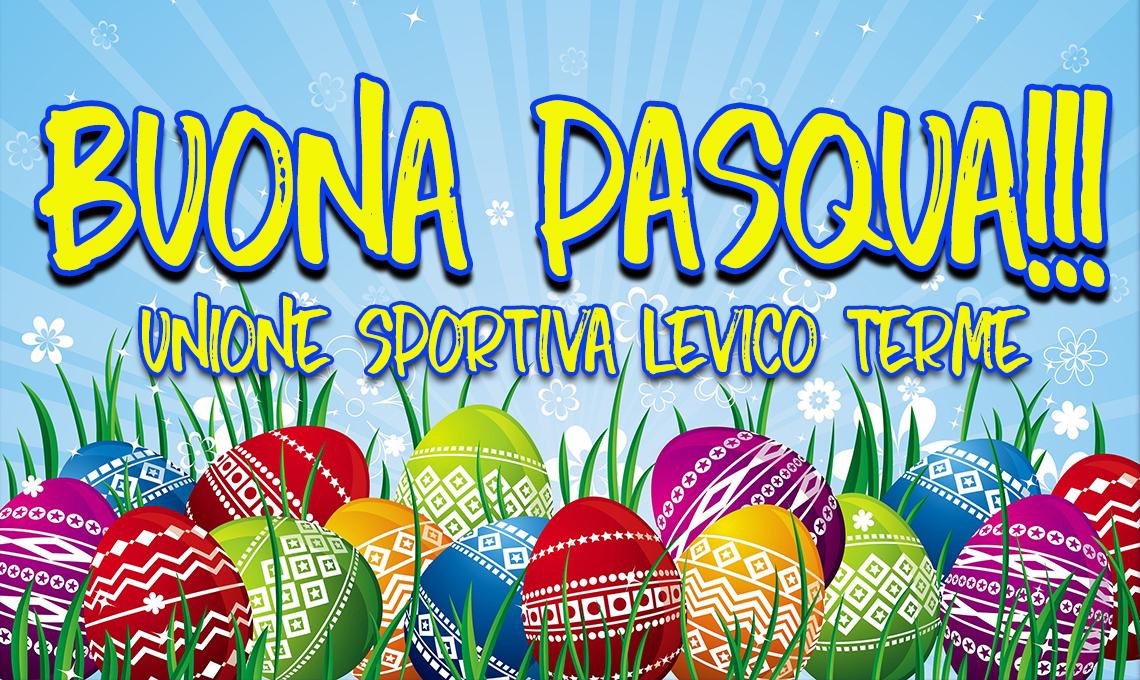 Buona Pasqua A Tutti Us Levico Terme